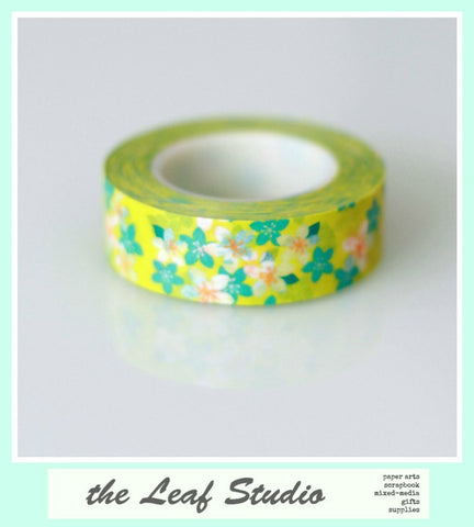 Washi Tape Cherry Blossoms Fun Tape Crafts Cards Gifts
