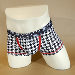 Houndstooth Trunk