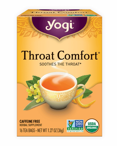 Throat Calm Tablets - 20% OFF