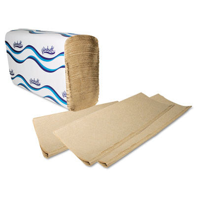 Embossed Multifold Paper Towels,9-1/5 x 9-2/5