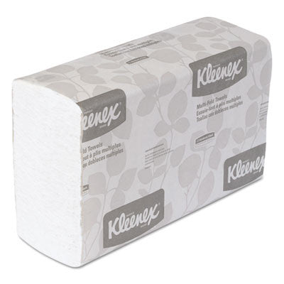 Multi-Fold Paper Towels, 9 1/5 x 9 2/5, White, 150/Pack