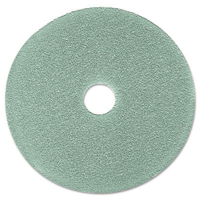 "Burnish Floor Pad 3100, 19"", Aqua"