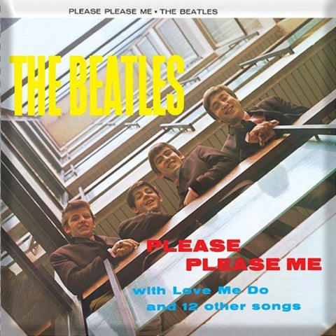 Beatles Please Please Me Album Fridge Magnet