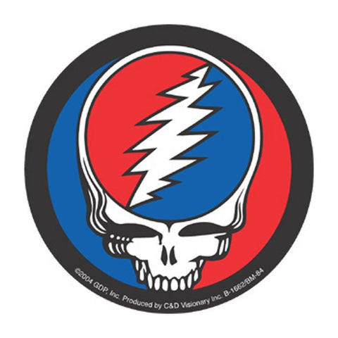 The Grateful Dead Steal Your Face Magnet