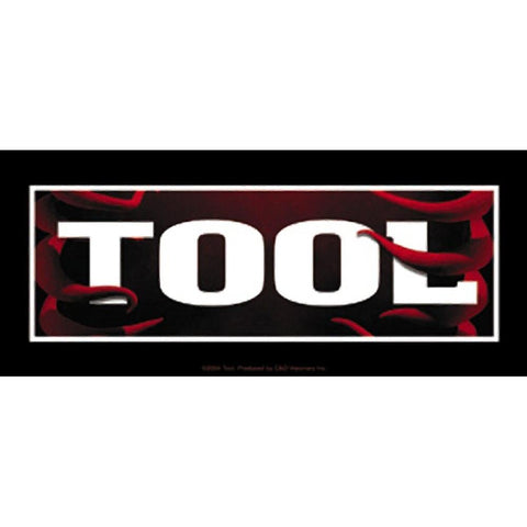 Tool Undertow Logo Sticker
