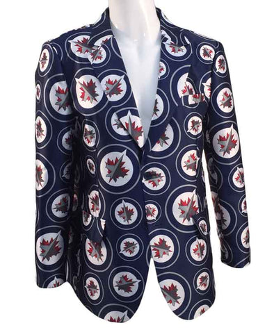 C&Z ALLOVER PRINT JACKET