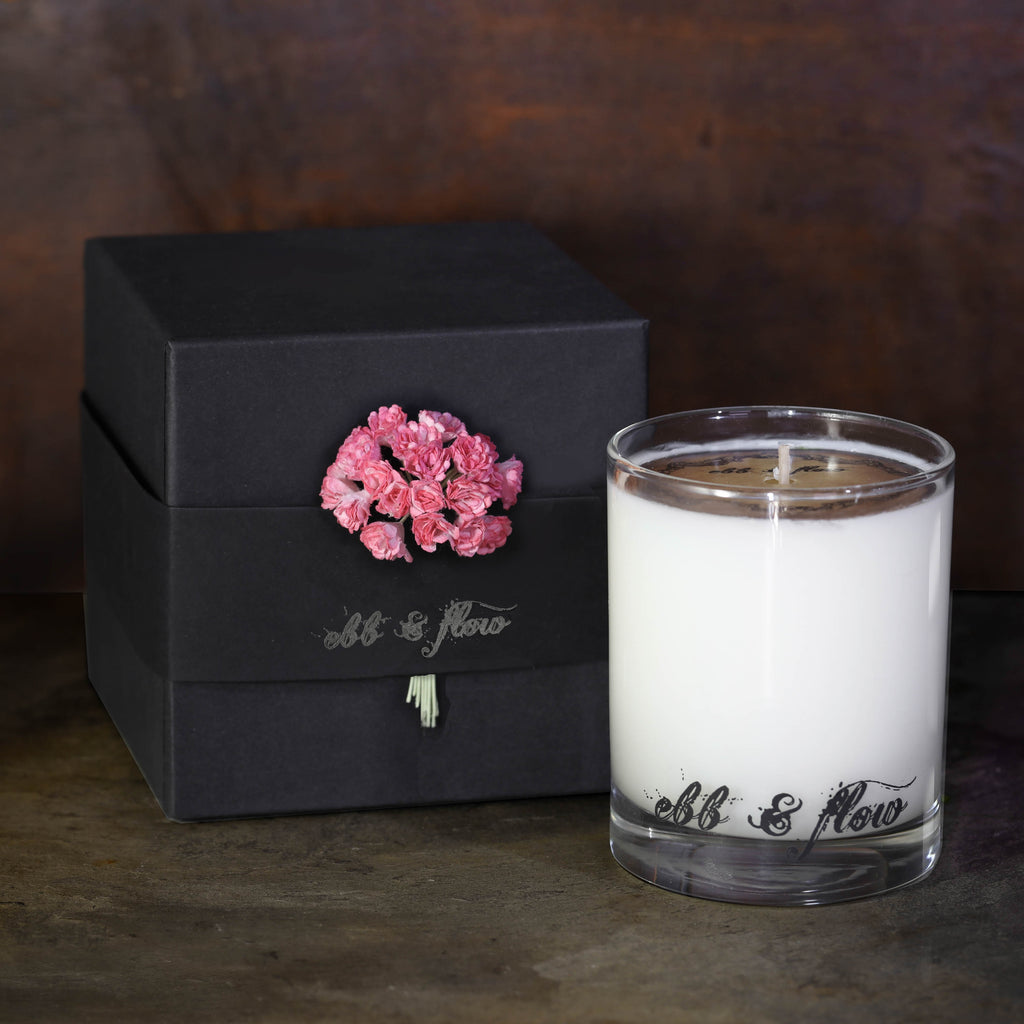 GRAPEFRUIT POMELO SOY CANDLE - BOX NOT INCLUDED