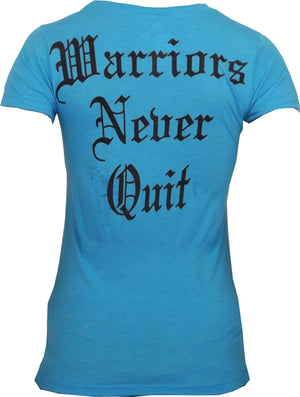 Warriors Never Quit (Womens)