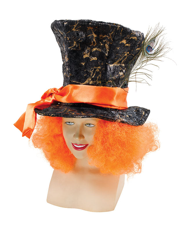 Mad Hatter fancy dress costume hat.
