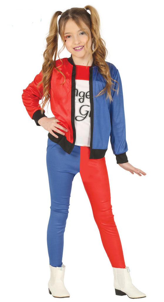 Dangerous Girl Harley Quinn Costume