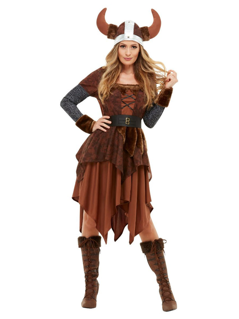 Ladies Viking Barbarian Queen women's outfit