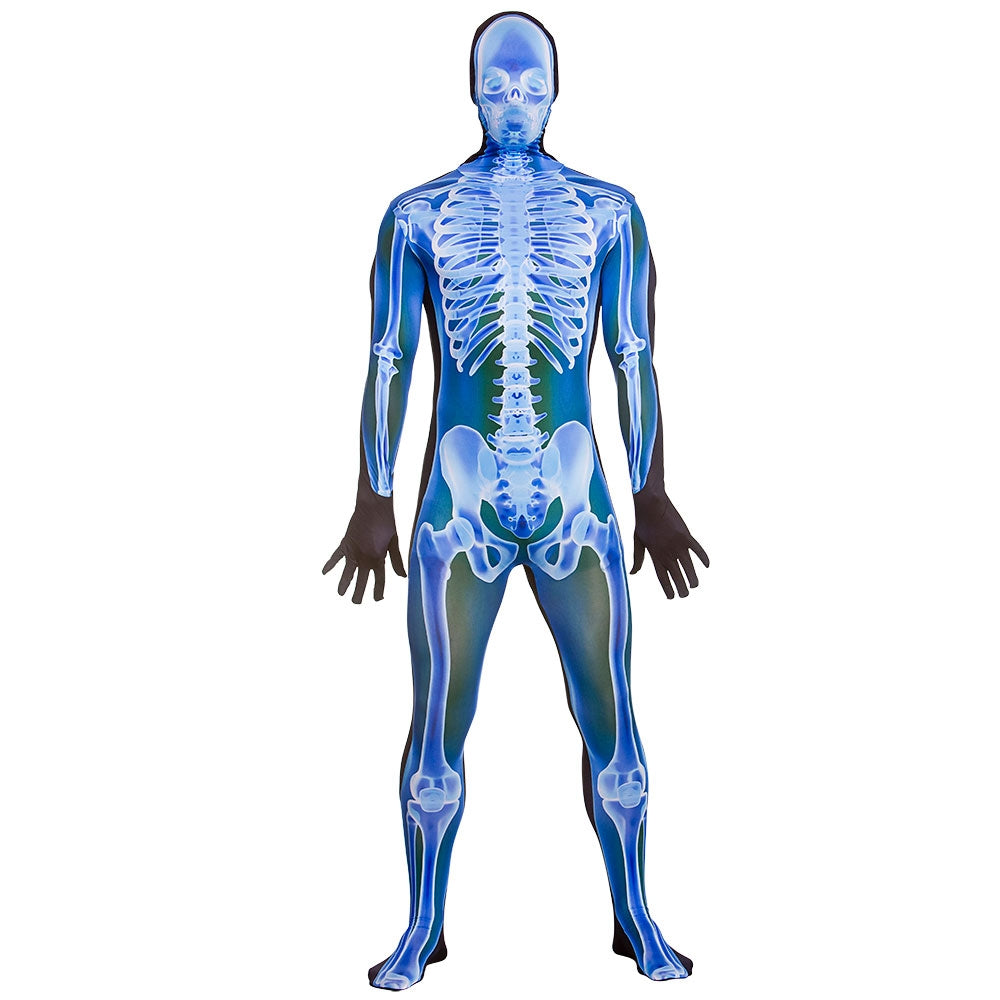 Men's X-Ray Skinz Costume Adult