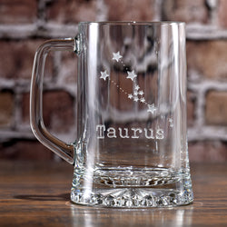 Zodiac Sign Constellation Beer Mug Gift