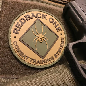 RB1 3 inch Uniform Patch
