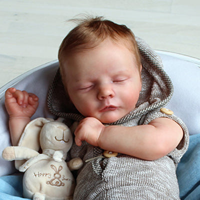"Realborn® Reese Sleeping (20"" Reborn Doll Kit)"