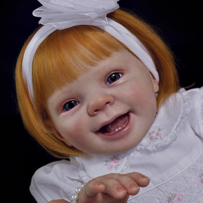 "Ladybug, 9 Month Old (26"" Reborn Doll Kit)"