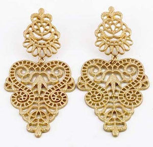 Bailey Gold Earrings