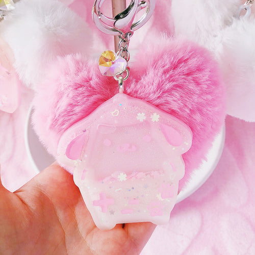 Sakura Purin Game Boy Liquid Charm