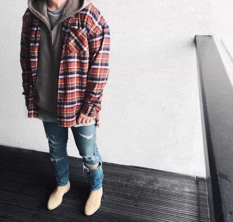 5 Most Important Streetwear Items Flannels