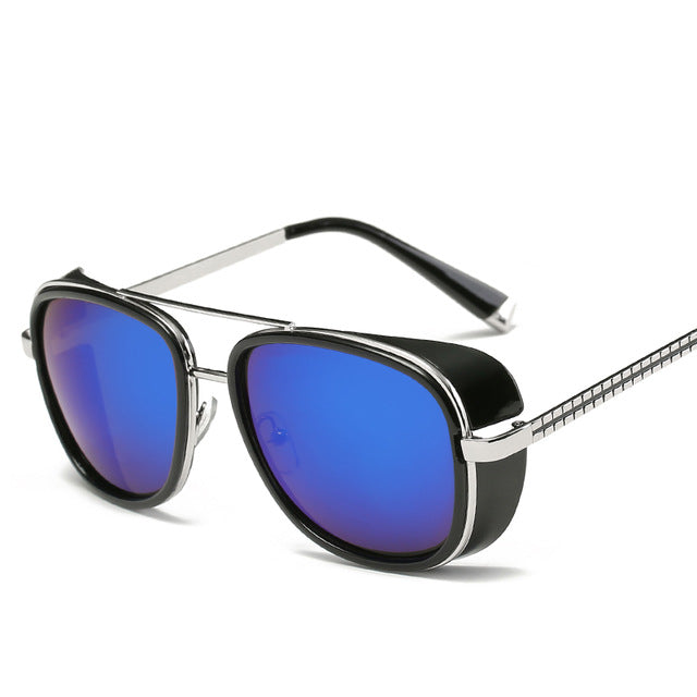 Iron man Sunglasses - New Retro Streetwear Newretro.Net