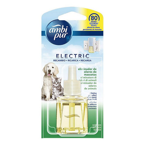 Electric Air Freshener Refills Pet Care Ambi Pur (21,5 ml)