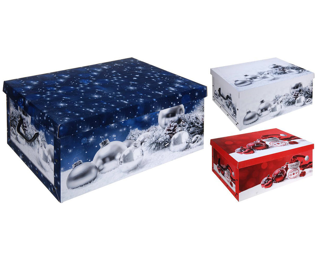 Christmas Decoration Storage Box