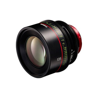 Canon CN-E135mm T2.2 L F Cinema Lens with EF Mount