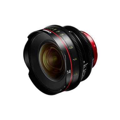 Canon CN-E14mm T3.1 L F Cinema Lens with EF Mount