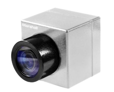 Marshall CV4706-3MP-IR  6.0mm F2.0 M12 Lens with IR Filter - Compatible with Weatherproof CV502-WPMB/WPM Cameras