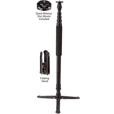 Vidpro MP-66 Vidpro MP-66 VentureMaxx Series Pro 70 Inch Monopod with Air Lock Nylon Carry Case and Shoulder Strap