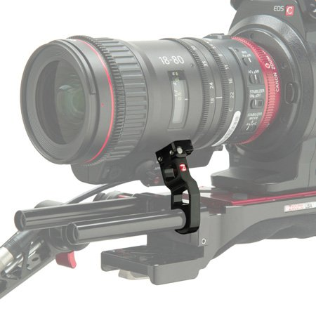 Zacuto Z-C18LS 18-80 Lens Support  for Canon Camera Lens