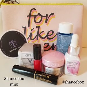 Surprise beauty bag. Shancebox mini