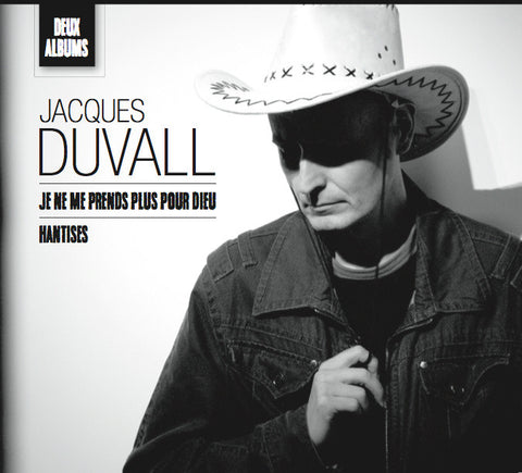 2 albums of Jacques Duvall