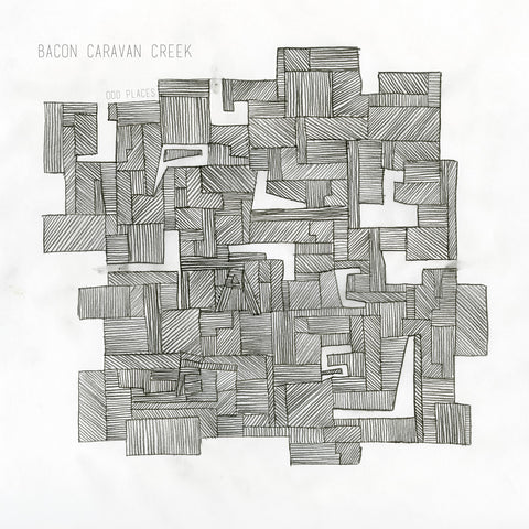 Compact Disc Odd Places by Bacon Caravan Creek