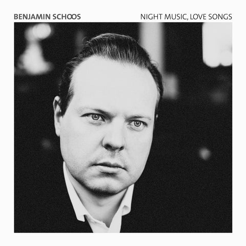 Benjamin Schoos Night Music, Love Songs Digipack cd