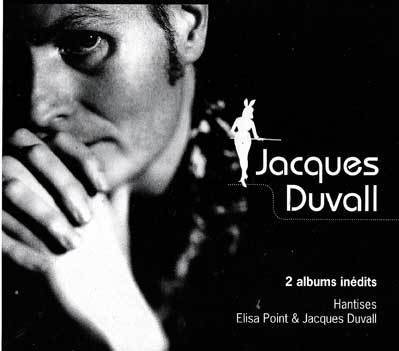 Jacques Duvall • Promo 3 cds for 25 euros !