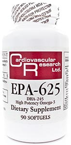 Ecological Formulas/Cardiovascular Research EPA-625 DHA-245