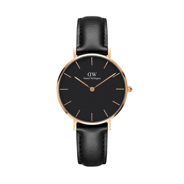 Daniel Wellington CLASSIC PETITE SHEFFIELD 32mm skive-Daniel Wellington-Guldsmed Lauridsen