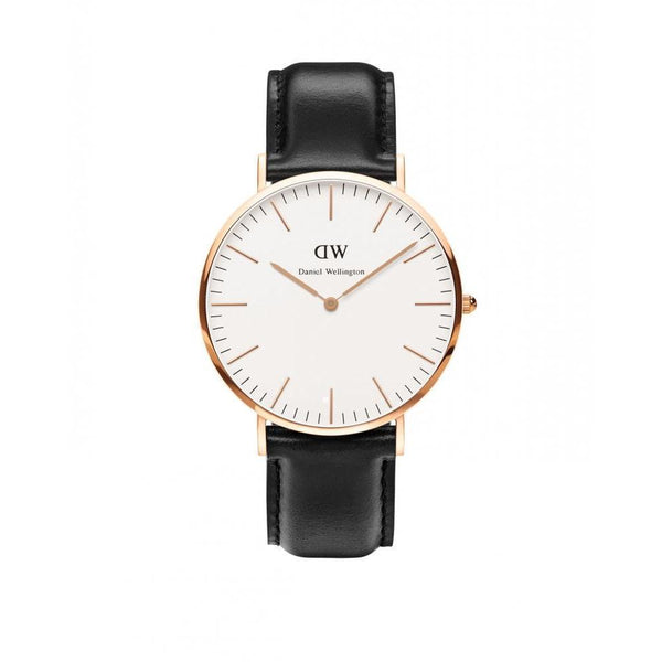 Daniel Wellington Classic Sheffield 40mm skive-Daniel Wellington-Guldsmed Lauridsen