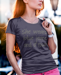 Ladies Tee Shirts