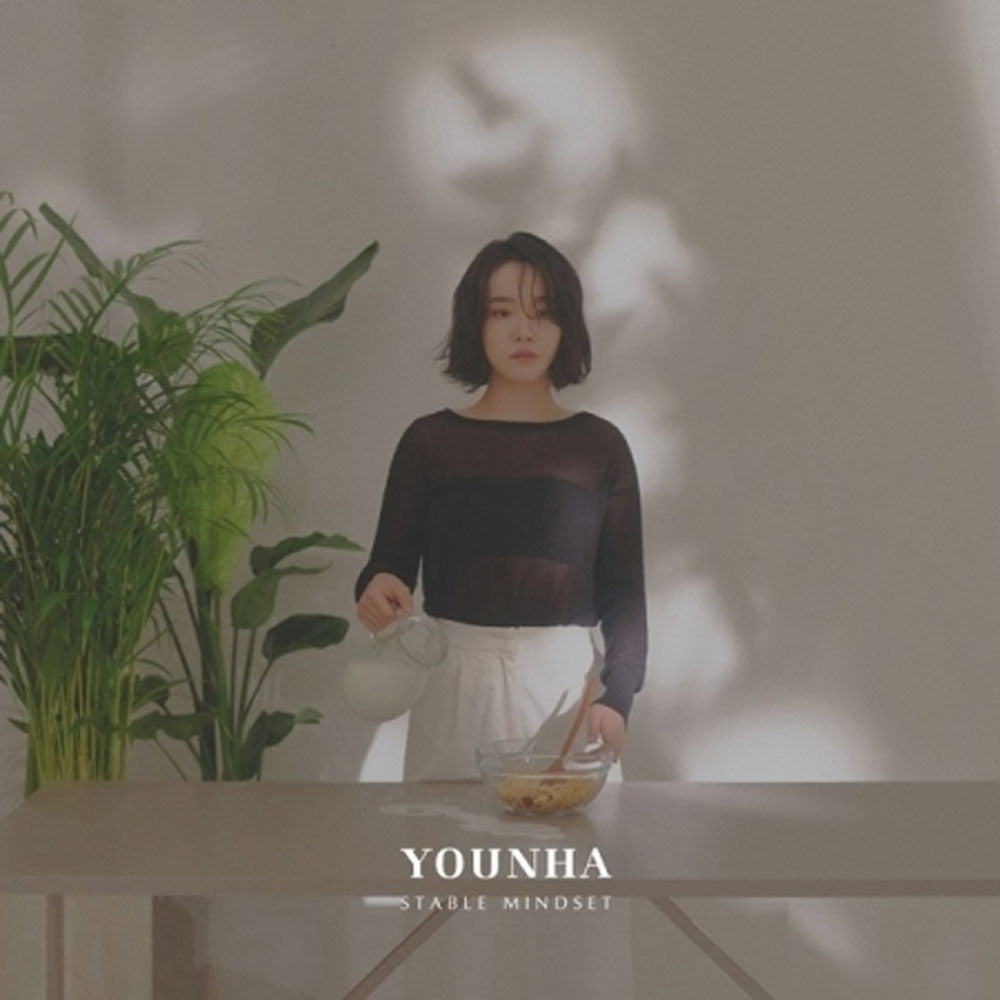 윤하 | YOUNHA 4TH MINI ALBUM [ STABLE MINDSET ]