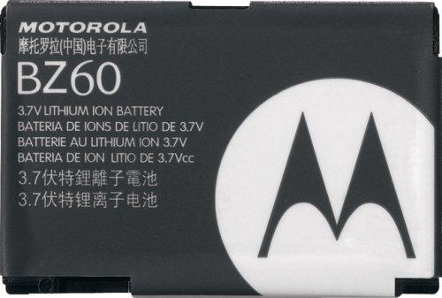 MOTOROLA Battery (BZ60). - Equipment Blowouts Inc. Established 2005.
