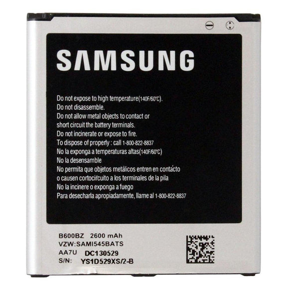 Samsung Original Battery for Samsung Galaxy S4 SCH-r970c SGH-i337 SGH-i337z - Equipment Blowouts Inc. Established 2005.