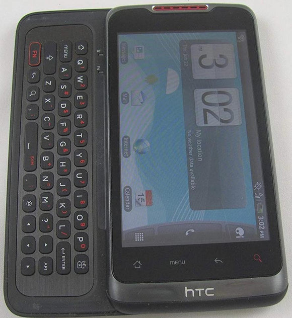 HTC Merge ADR6325 Global 3G Android Smartphone US Cellular - Equipment Blowouts Inc. Established 2005.