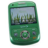 Samsung Reclaim SPH-M560 Green No Contract Sprint Cell Phone