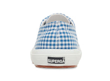2750 COTGINGHAMJ BLUE GINGHAM - Kids