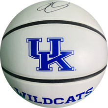Rare Autographed University of Kentucky DeMarcus Cousins Full Size Basketball! JSA COA!