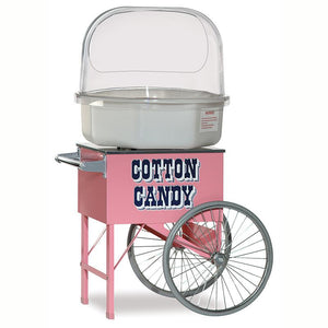 Candy Floss with Cart