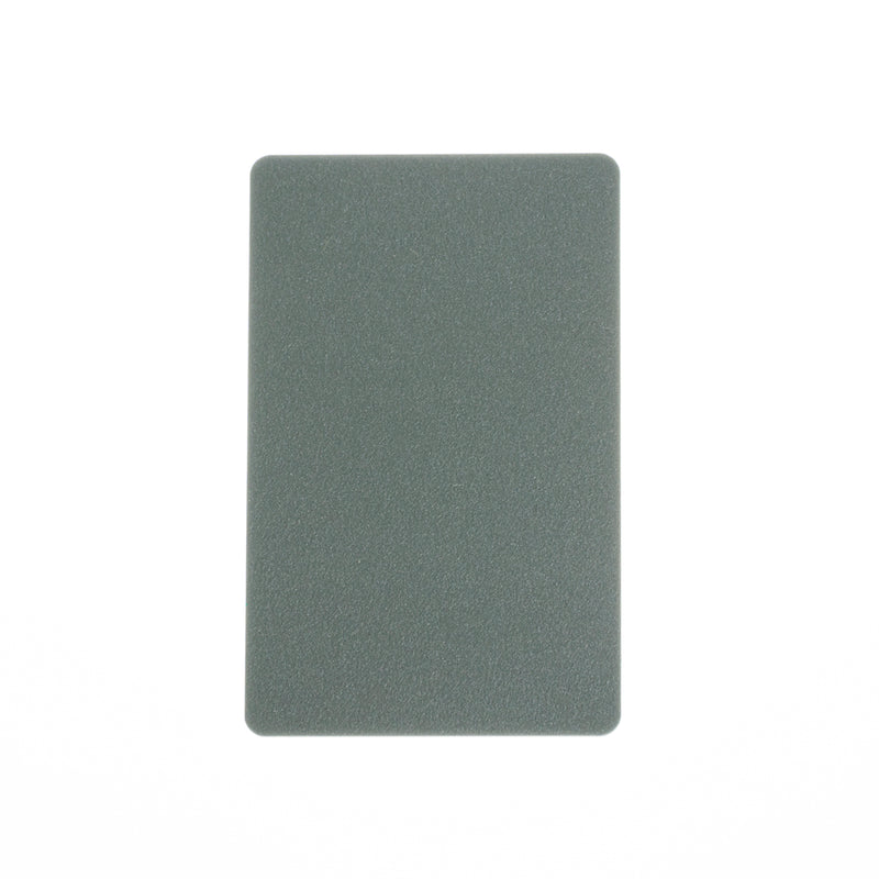 CR80/30 - Silver PVC cards  CR 80 size