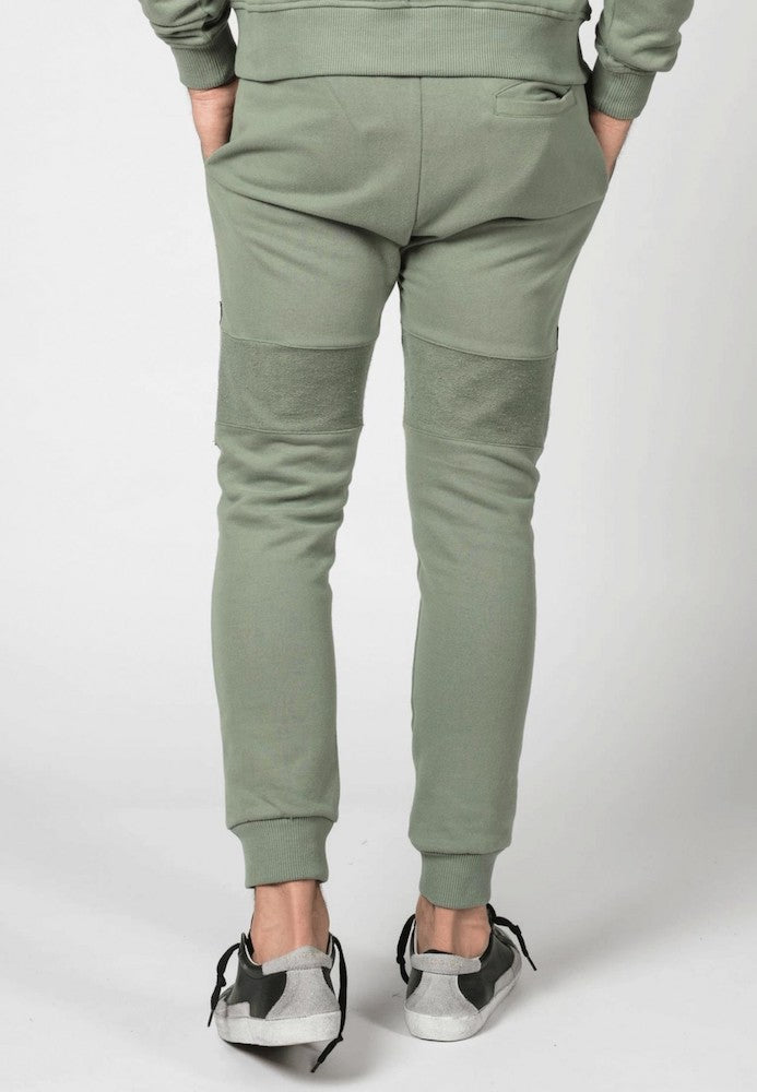 MAN SLAYER PANTS ARMY GREEN BY RELIGION UK - Brit Boss